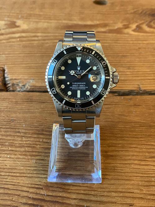 Rolex Submariner - 1680 - 1977/78 Vintage