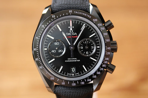 NEW - Omega Speedmaster - Dark Side of the Moon