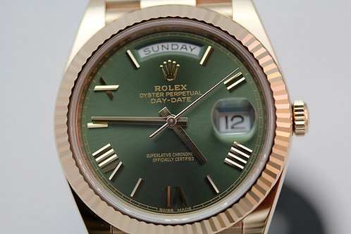 Rolex President Rose Gold - Day Date - 228235