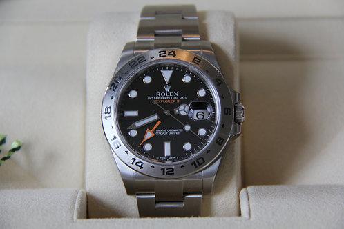 BNIB Rolex Explorer II 216570