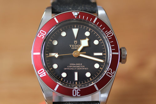 NEW - Tudor Black Bay Red - 79230R - In-House