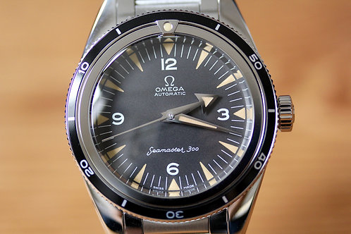 Omega Seamaster Trilogy - Limited Edition