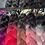 Thumbnail: Power pose Purple - Luxury High Quality OMBRE braiding Hair