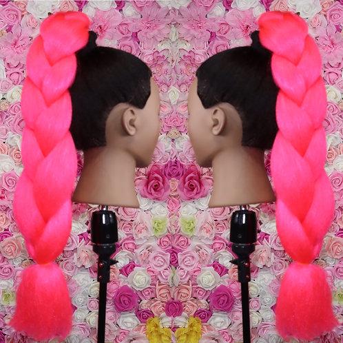 Pay me Pink - Luxury Braiding High Quality Hair