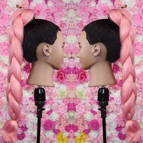 Petty Pink - Luxury Braiding High Quality Hair