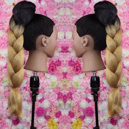 gold standard - High Quality OMBRE braiding Hair