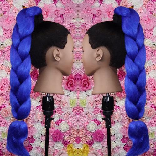 Dont Be Blue - Luxury Braiding High Quality Hair