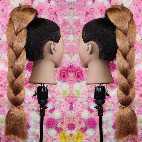 Blissful Blonde #30 - Luxury Braiding High Quality Hair