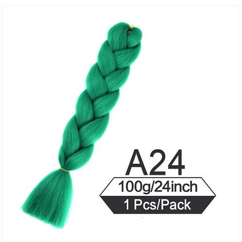 Got green ? - Luxury Braiding High Quality Hair
