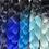 Thumbnail: Blue bella  - Luxury High Quality OMBRE braiding Hair