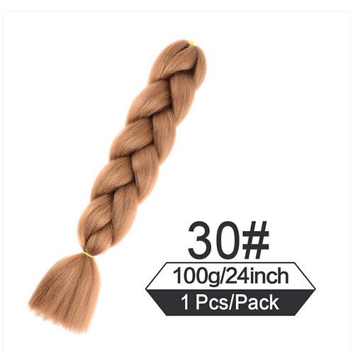 Bony Blonde #30 - Luxury Braiding High Quality Hair