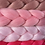 Thumbnail: Pinky pink  - Luxury Braiding High Quality Hair
