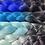 Thumbnail: Boyfriend Blue - Luxury High Quality OMBRE braiding Hair