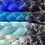 Thumbnail: Best blue ever - Luxury High Quality OMBRE braiding Hair