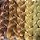 Thumbnail: Sandy blonde - Luxury Braiding High Quality Hair