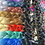 Thumbnail: Icy blue - High Quality 3 color OMBRE braiding Hair