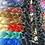 Thumbnail: Crown royal brown - High Quality 3 color OMBRE braiding Hair