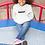 Thumbnail: KIDS BLACK OR WHITE GODDESS ENERGY TEE