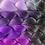 Thumbnail:  More Purple please - Luxury High Quality OMBRE braiding Hair