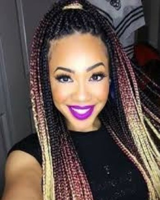 What #color is YOUR #spirit _butterfly_braids