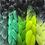 Thumbnail: Luxury Lime  - High Quality OMBRE braiding Hair