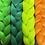 Thumbnail: Gorgeous green ? - Luxury Braiding High Quality Hair