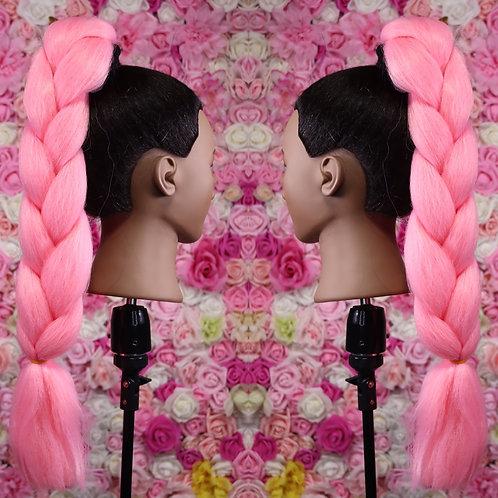 Pinky pink  - Luxury Braiding High Quality Hair