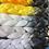 Thumbnail: Half white - Luxury High Quality OMBRE braiding Hair