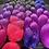 Thumbnail: Galaxy glow - High Quality 3 color OMBRE braiding Hair