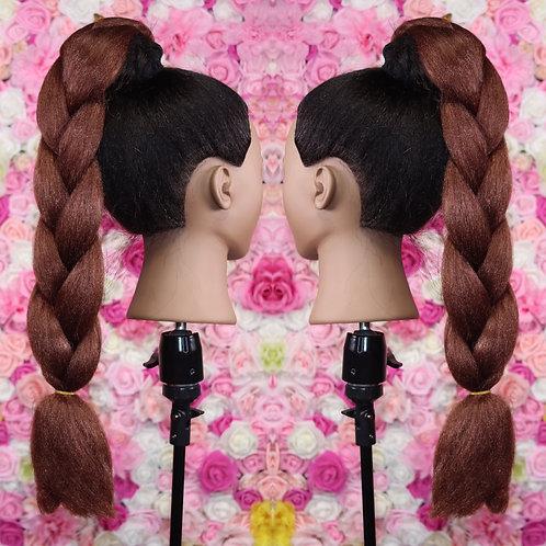 Brooklyn Brown- Luxury Braiding High Quality Hair