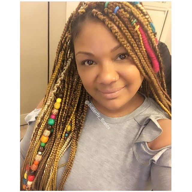 What kind of Hair & How much hair do you use for box braids ? The SECRET to the best BRAIDS ever