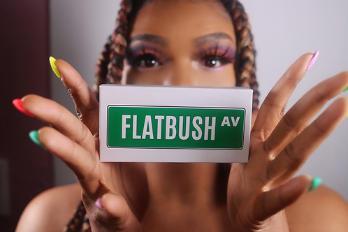 Flatbush Ave lash