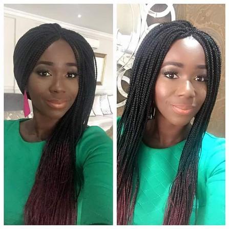 _butterfly_braids keeping it classy '-- 💚💚💚💚❤💚💚💚💚 _#goddesslocs #honeyblonde #pretty_ #hair #petty #pettypettypetty #pettypost #pettybehavio