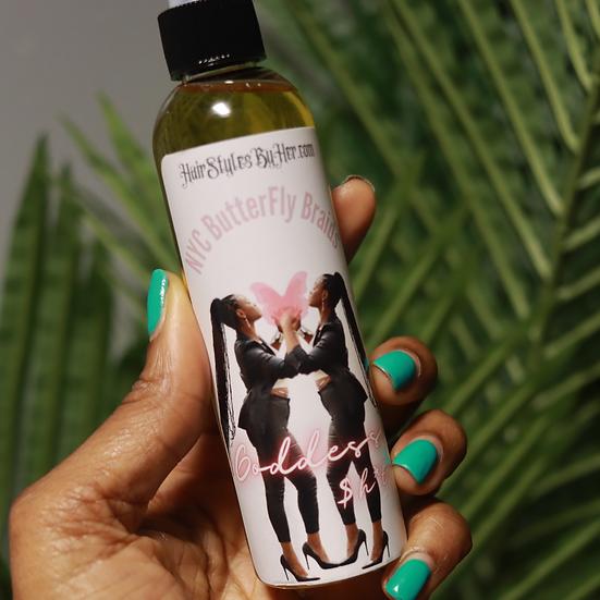 Goddess Growth Oil