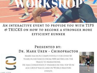 Run Strong Workshop