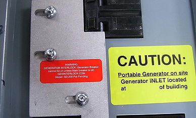 SD-H200A Square D Generator Interlock Ki