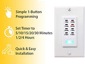 Light Timer Switch 5-10-15-20-30 Minute