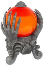 Ghoul Hands Stand (Orange)%20-%20L