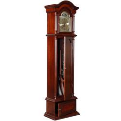 American Furniture Classics The Gunfather 6 Gun Storage Concealment Clock