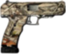 Hi-Point Firearms Woodland Camo .40 S&W