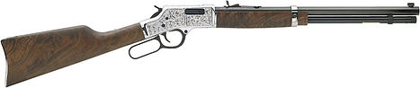 Henry Big Boy Silver Deluxe Engraved .45