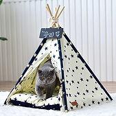 Portable Folding Canvas Pet Dog House Be