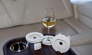 Wine Glass Stemware Drink Holder For Boa