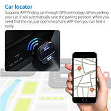 Car GPS Tracker Locator Real Time Tracki