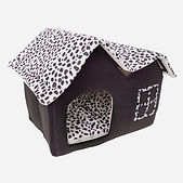 Indoor Kennel Folding Dog House Small Pe