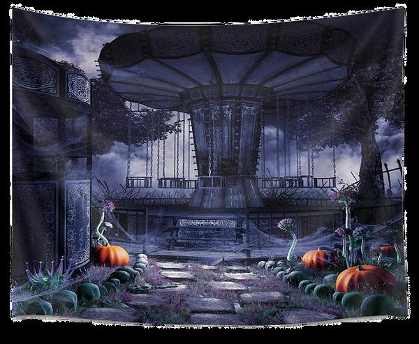 Merry-go-Round Background
