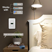 BrizLabs Smart Dimmer Switch, Wi-Fi Dimm