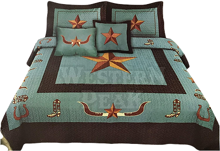 5%20Piece%20Home%20Bedding%20Quilt%20Set