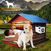 Akoma Dog House Air Conditioner 1400 BTU