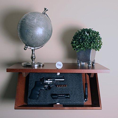 Covert Cabinets HG-24 Gun Cabinet Wall Shelf Hidden Storage $159.95 & FREE Shipping